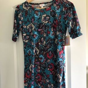 LuLaRoe Dresses - NWT LuLaRoe Julia, size small dress